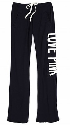VS Pink Boyfriend Sweats