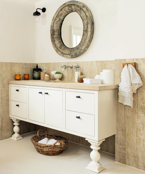 Linen Paint Bathrooms Benjamin Moore Painted White