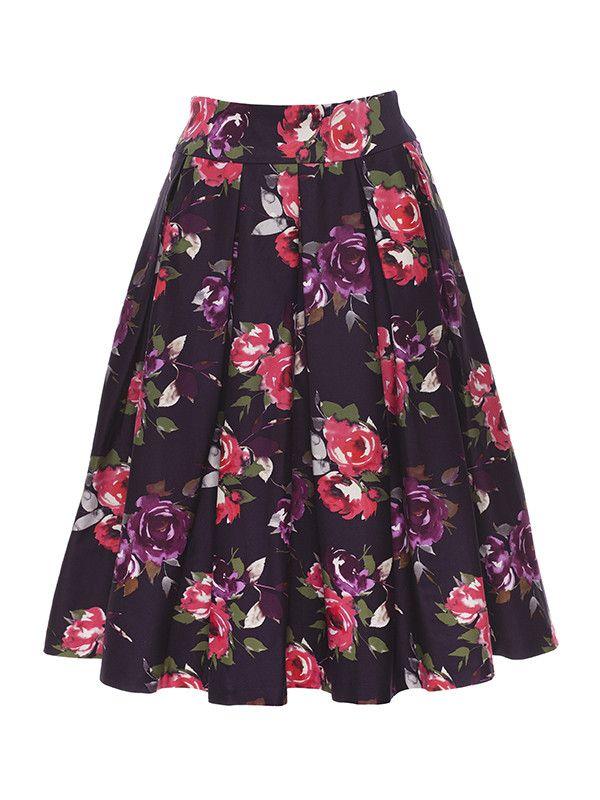 Dalia Rose Skirt