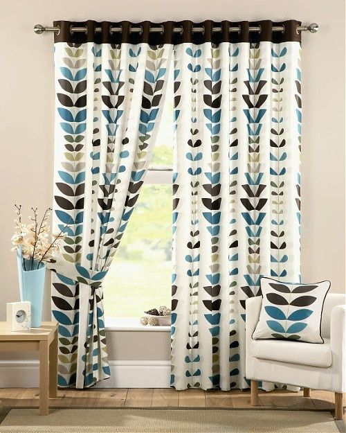2013 contemporary bedroom curtains designs ideas 2013 for Bedroom curtains designs in pakistan