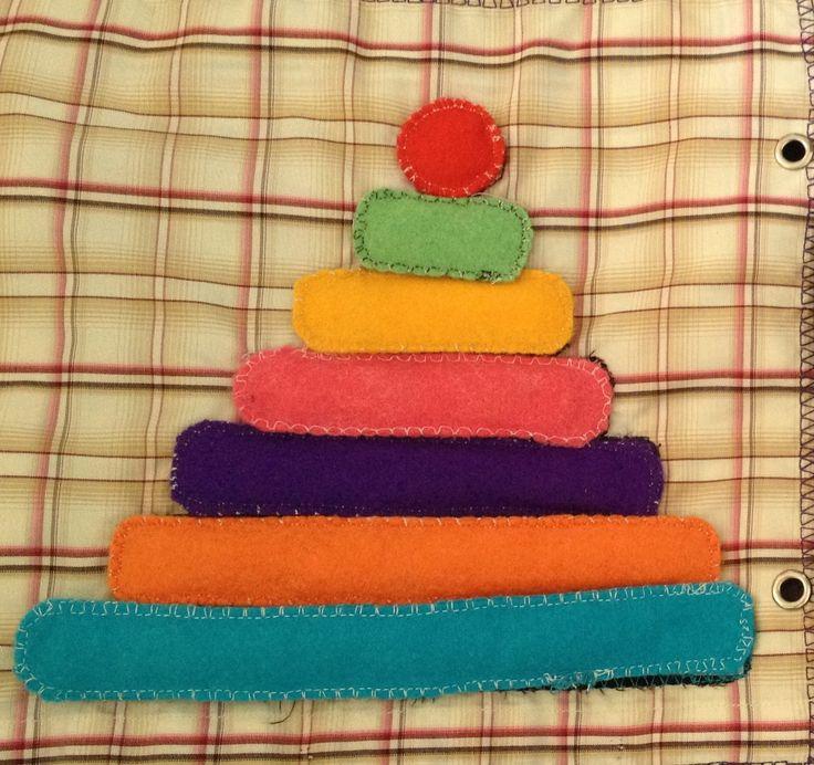 Página 8 Pirámide de colores