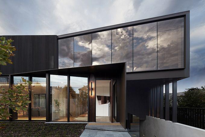 The Cool Hunter - Shrouded House - Toorak, Melbourne