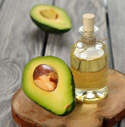 Avocado Oil: Mother-nature's gorgeous green fruits are abundant in vitamins and minerals that are crucial to the health of your entire body.  Particularly high in beta-carotene, lutein, vitamins B6, C, E, K, selenium, zinc, folate, potassium, glutathione, avocados are rich in healthy monounsaturated fats and omega 3 fatty acids, offering remarkable benefits.  http://foodmatters.tv/articles-1/good-fats-for-successful-aging