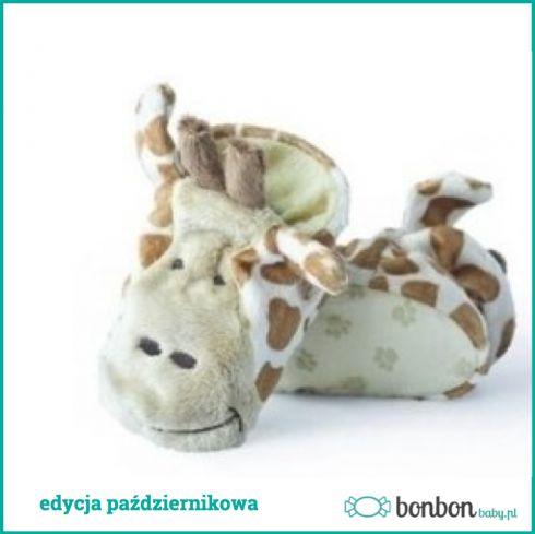 Cudne papcie od #soxo dla niemowlaka w edycji październikowej bonbonbaby