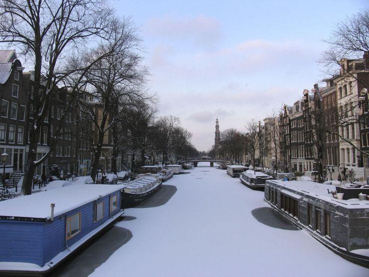 Amsterdam, Amsterdam de stad waar alles kan.
