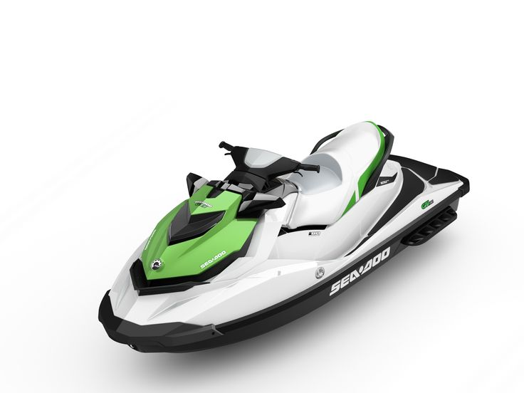 I want a sea-doo because I want to do a race on the water