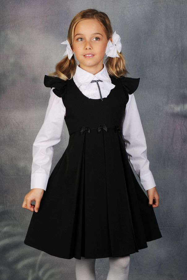 Znalezione obrazy dla zapytania школьная форма для девочек