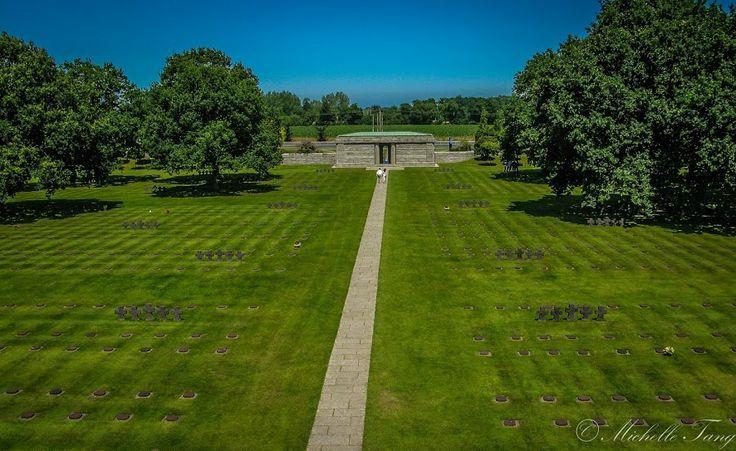 Google+ La Cambe German war cemetery, La Cambe, France