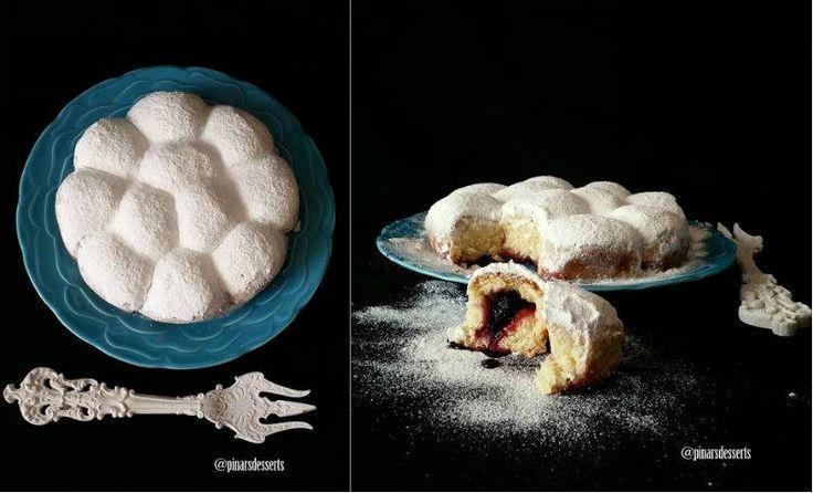 Reçelli  Tatlı Ekmekler - Buchteln                         -  Pınar Ünlütürk #yemekmutfak