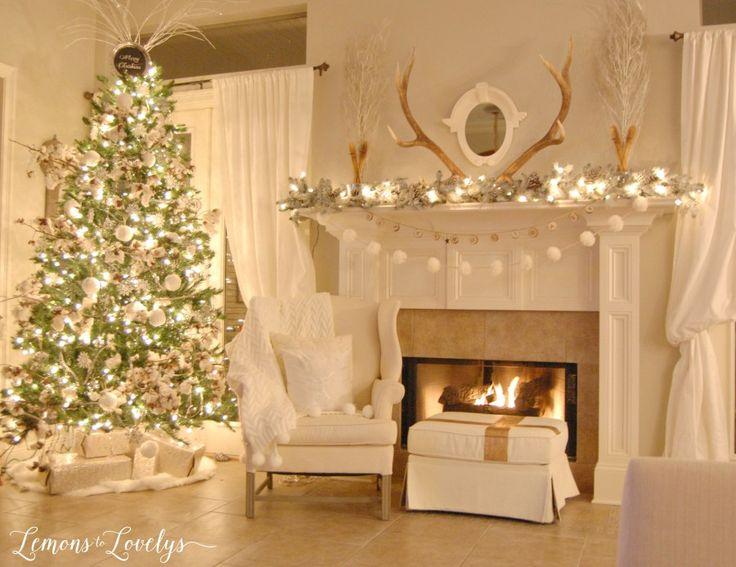 35 best Joyful Holiday Home Tour 2016