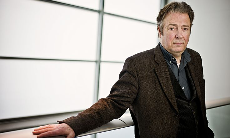 Roger Allam, actor – portrait of the artist