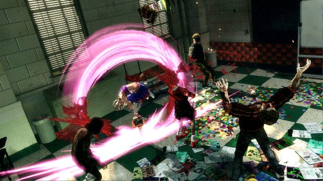 Lollipop Chainsaw Screenshot