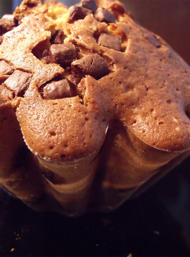 Tourte pyrénéenne au chocolat au lait