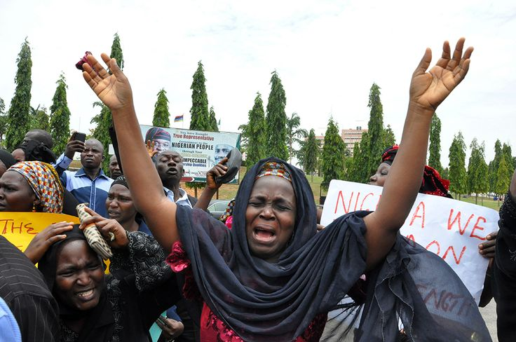 Hundreds of kidnapped Nigerian school girls reportedly sold as brides to militants for $12, relatives say