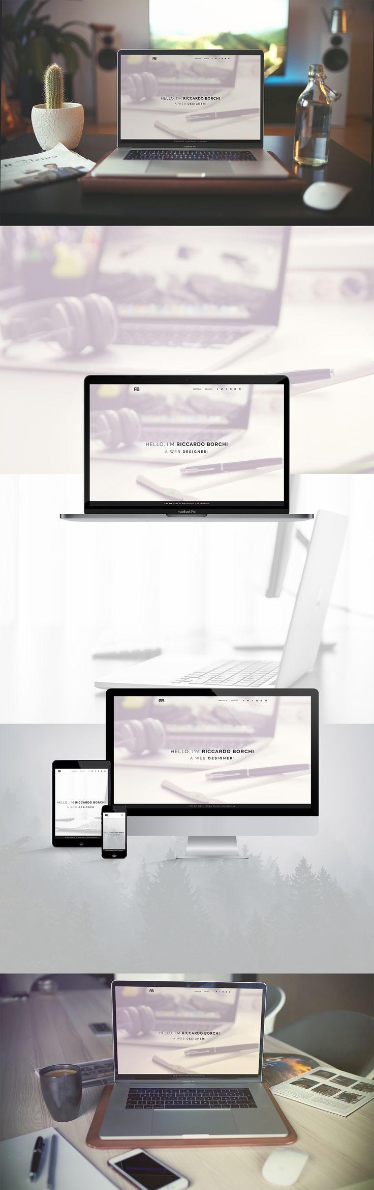 Vedi il mio progetto @Behance: \u201cRiccardo Borchi - Website\u201d https://www.behance.net/gallery/50645581/Riccardo-Borchi-Website