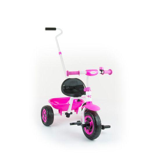 Rowerek trójkołowy MillyMally TURBO - idealny dla kaædego malucha