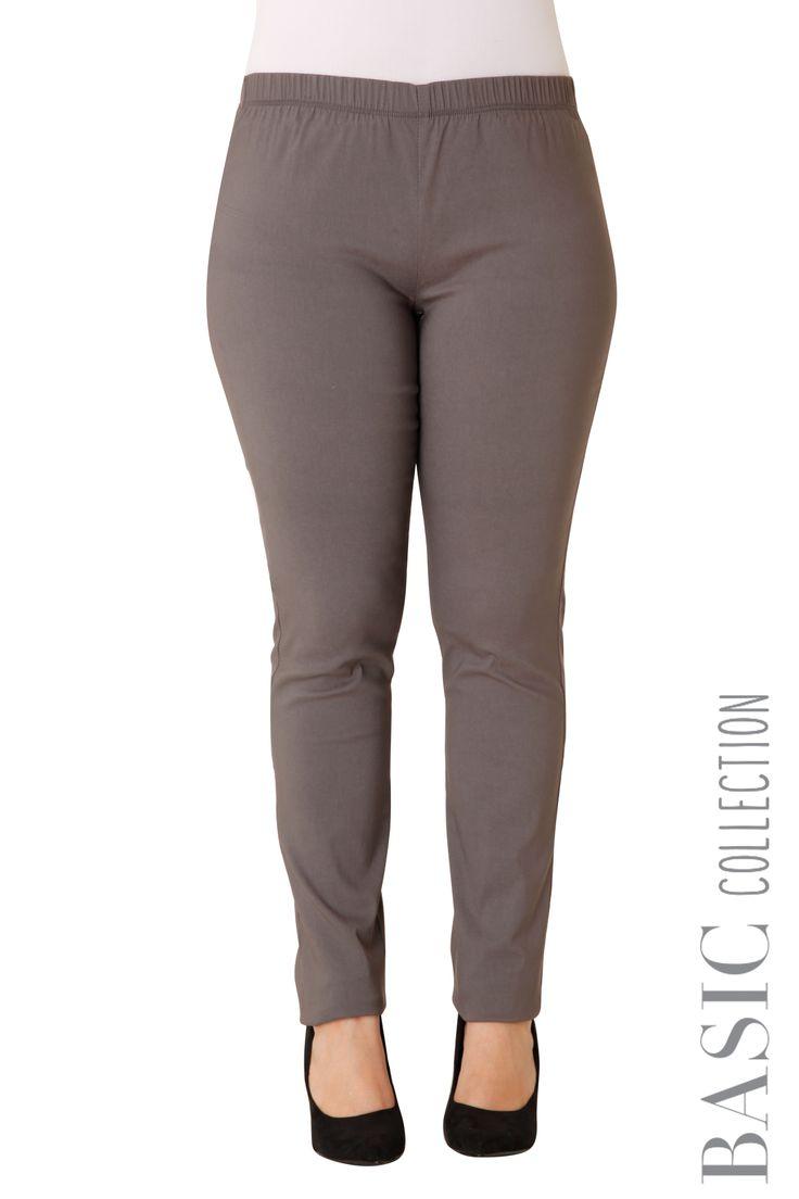 Παντελόνι-κολάν σε ίσια γραμμή - Ρούχα - Νέες Παραλαβές | XLcloset