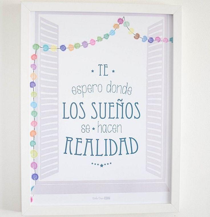 Láminas: decorar con frases | Decorar tu casa es facilisimo.com