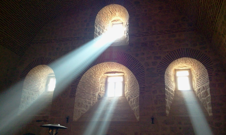 Dayro d-Mor Gabriel is the oldest surviving Syriac Orthodox monastery in the world. It is located on the Tur Abdin plateau near Midyat in the Mardin Province in Southeastern Turkey.