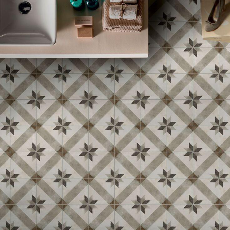 Vintage Camden | Patterned Tiles | Porcelain Superstore