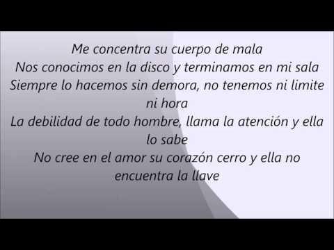 No quiere enamorarse Ozuna LETRA - YouTube