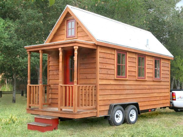 8 Best Images About Tiny Houses To Go On Wheels! On Pinterest