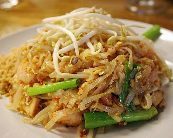 ...the secret to Pad Thai is the sauce.....got2try this version that uses Tiparos and tamarind :)