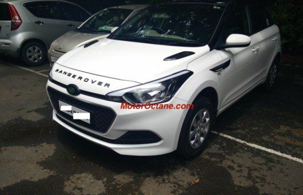 Из грязи в князи: индиец превратил Hyundai i20 в Range Rover :: Новости N - Николаевские новости