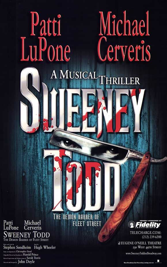 1000+ images about Inspiration: Sweeney Todd on Pinterest ...