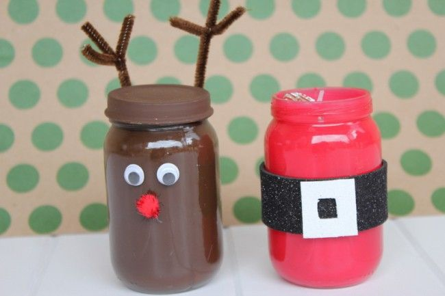 Reindeer Crafts on iheartnaptime.net