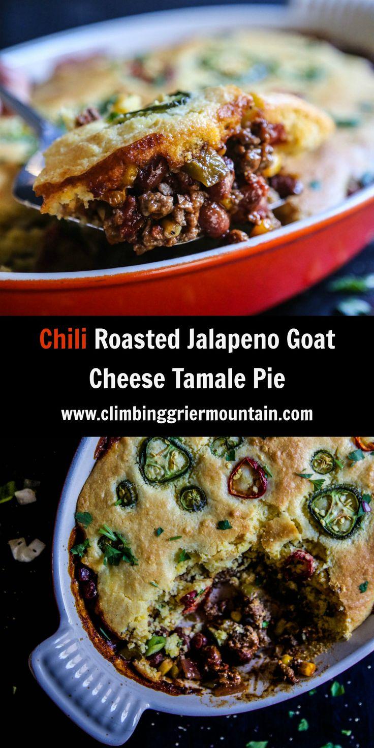 chili-roasted-jalapeno-goat-cheese-tamale-pie