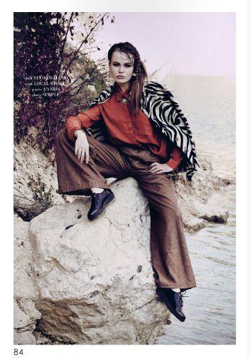 #Anniss / Catwalk magazine