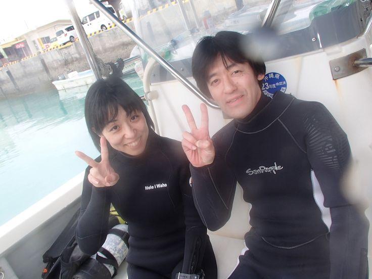 託児付でジンベエザメとダイビング! - http://www.natural-blue.net/blog/info_1233.html