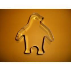 Penguin Cookie Cutter http://rocklilywombats.com/shop/