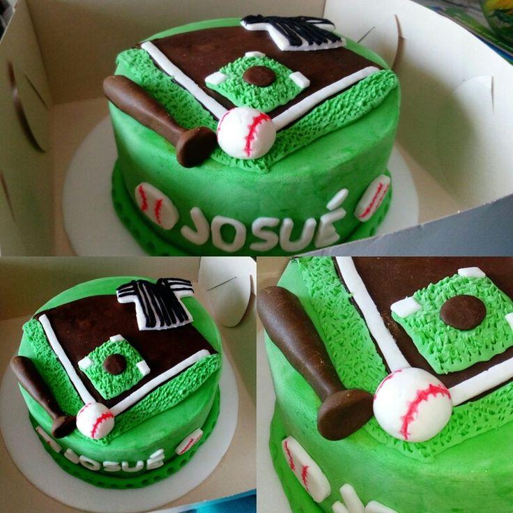 Torta Béisbol