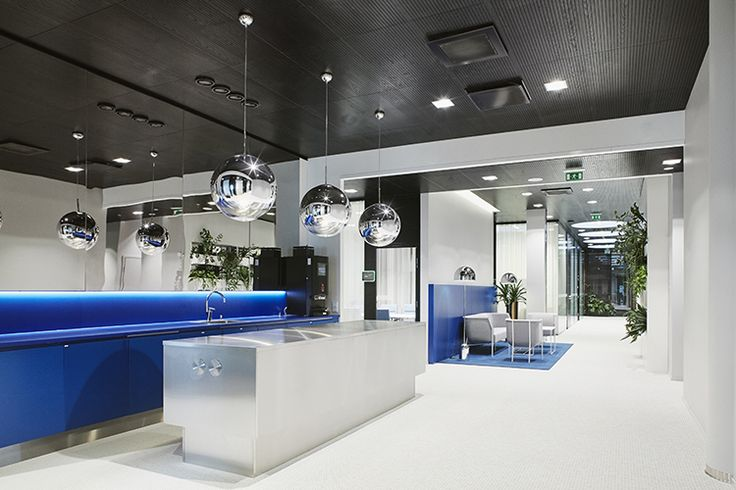 Outokumpu | office design