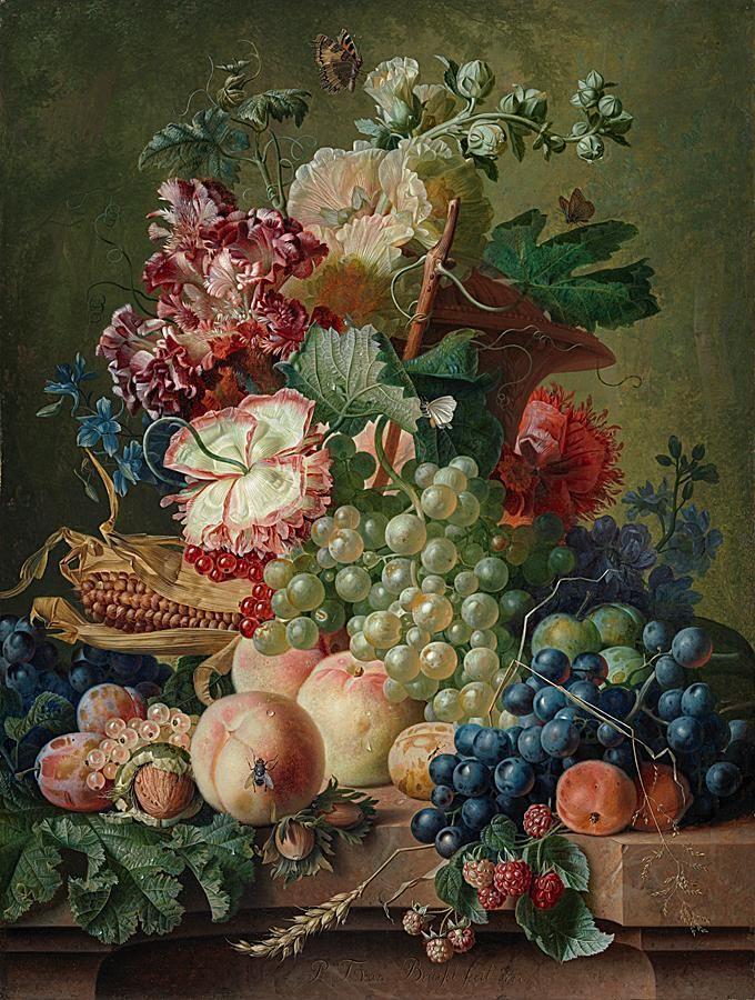 happy birthday Cornelis van Spaendonck( december 7th )