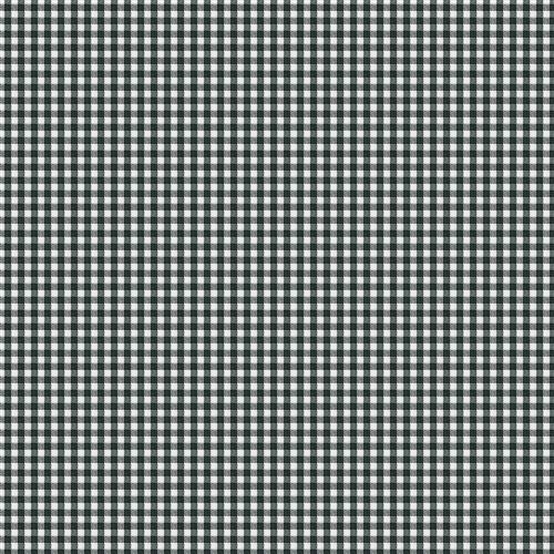 Black Gingham Mini Crib Sheet | Carousel Designs