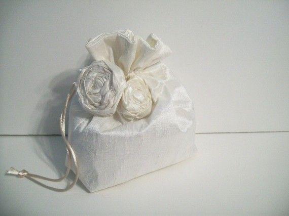 Cute bridal bag