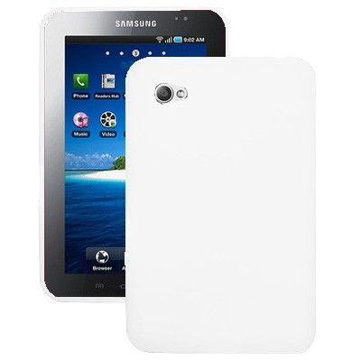 Impact (Hvit) Samsung Galaxy Tab P1000 Deksel