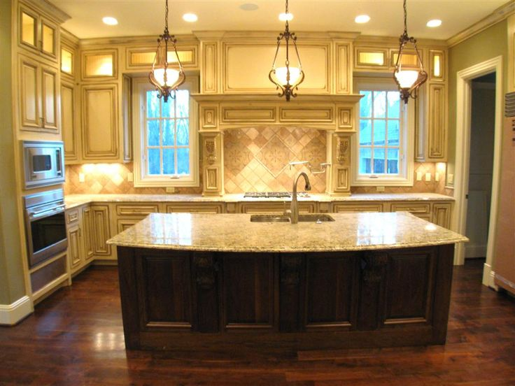 Kitchen decorating is essential for an attractive home. There are so many things to consider when styling a kitchen like kitchen cabinets, countertops, backsplashes, islands and more. But a good feature to have in any kitchen