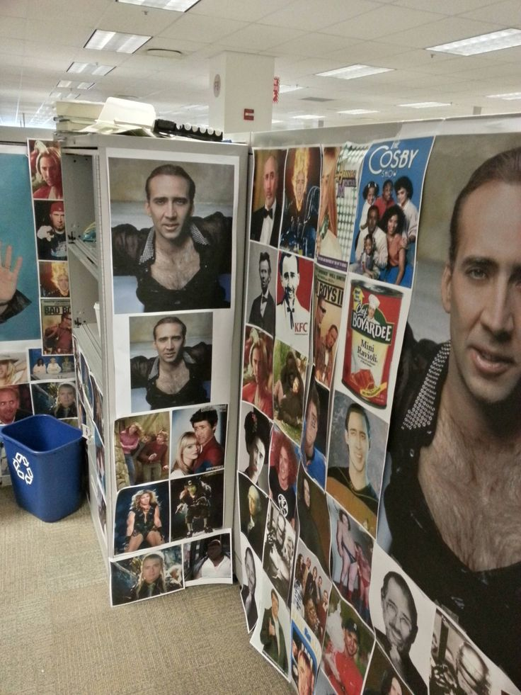 Cubicle Pranks How To Correctly Welcome A Coworker After Vacation Cubiclelife