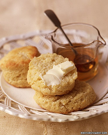 cornmeal biscuitsCookies Sheet, Biscuits Recipe, Martha Stewart, Brunches Recipe, Cut Outs, Sausage Gravy, Cornmeal Biscuits, Breads Biscuits, Wax Paper
