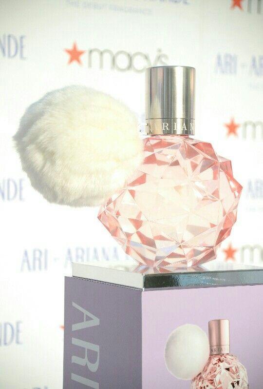 17 Best Images About Ariana Grande Parfum On Pinterest