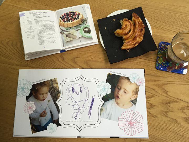 Un album fotografico speciale per una mamma speciale