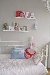 VOORBEELDEN meisjes kamer decoratie