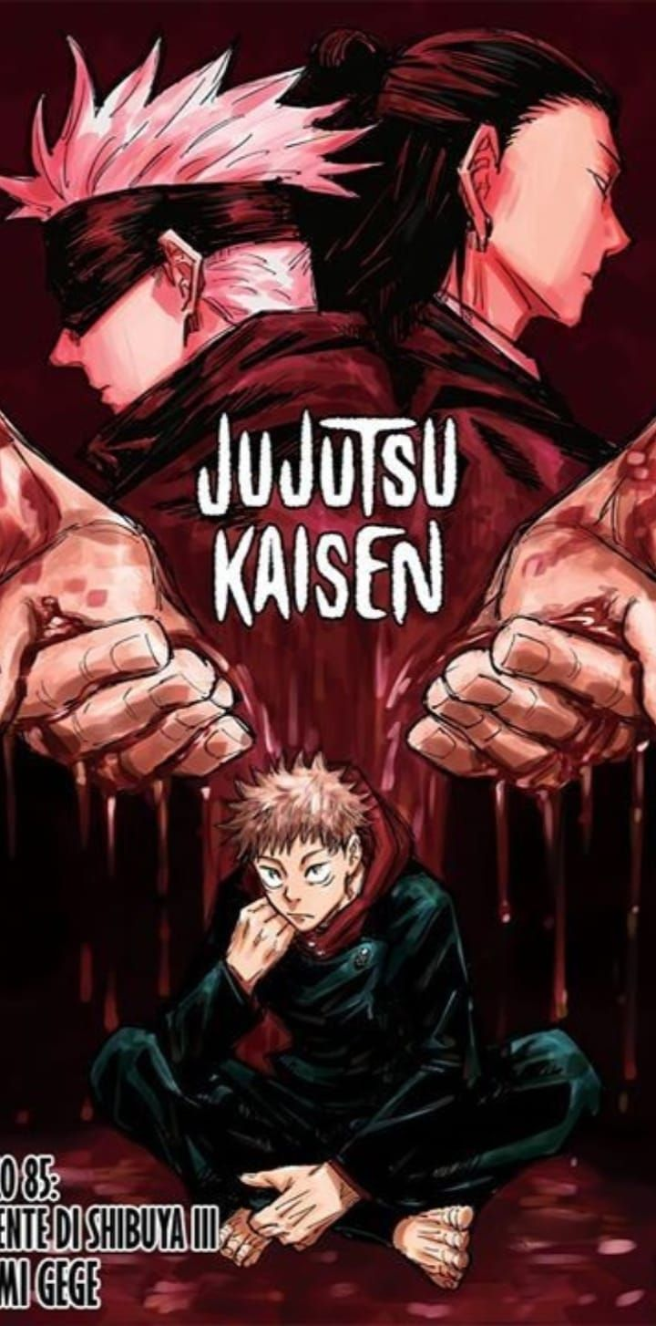 Jujutsu Kaisen Wallpaper Hd In 2020 Jujutsu Manga Haikyuu Anime