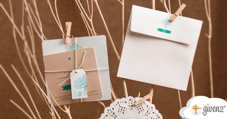 Innovative, solidali, fatte in casa o tramite sito web: ecco i 4 modi per ottenere delle partecipazioni di matrimonio economiche!