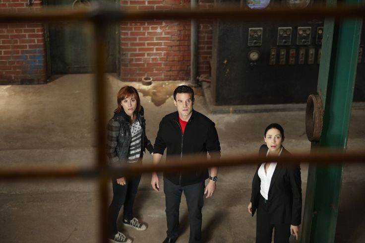 """Warehouse 13 """"The Greatest Gift"""" S3EP13"""