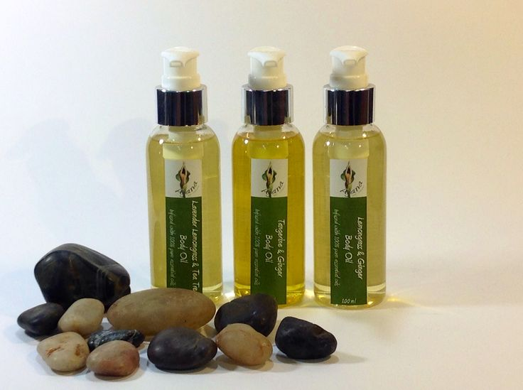 Body Oils $28.50 Ajana natural handmade blend of carrier oils and essential oils. Available in 3 scents